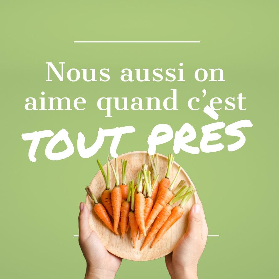 Produits du terroir Français