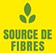 Source de fibres