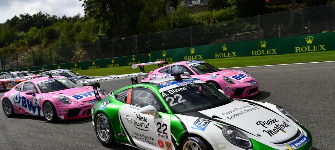 SPA : Une course de rêve et un premier titre 2020 !