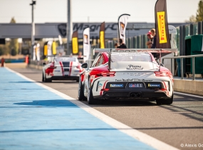 Résultats Porsche Carrera Cup Magny Cours
