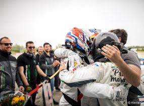 Résultats Nogaro 20-22 avril Porsche Carrera Cup France !