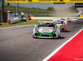 Résultats Porsche Carrera Cup Misano