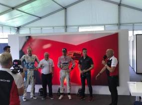 Résultats course Porsche Super Cup - Mexico !