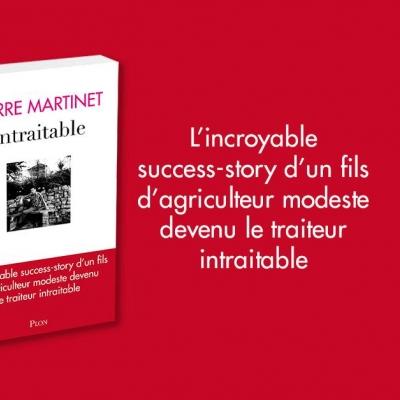 Découvrez l'autobiographie de Pierre Martinet dans le livre