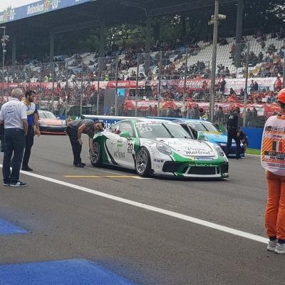Résultats Porsche Supercup - Monza