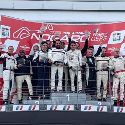 Résultats course 5-6 avril NOGARO