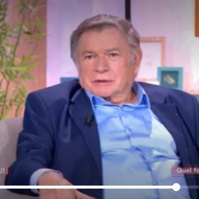Retrouvez Pierre Martinet sur France 2 dans