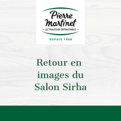 Retour en images du Salon Sirha 2021