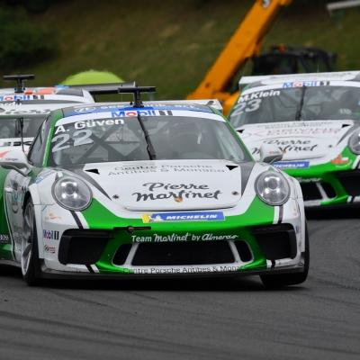 La team Martinet by Almeras réalise une super course en Hongrie