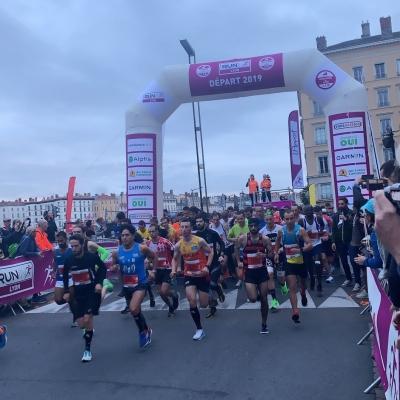 10 ans du Run in Lyon