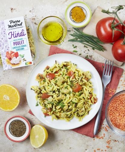 Salade Hindi