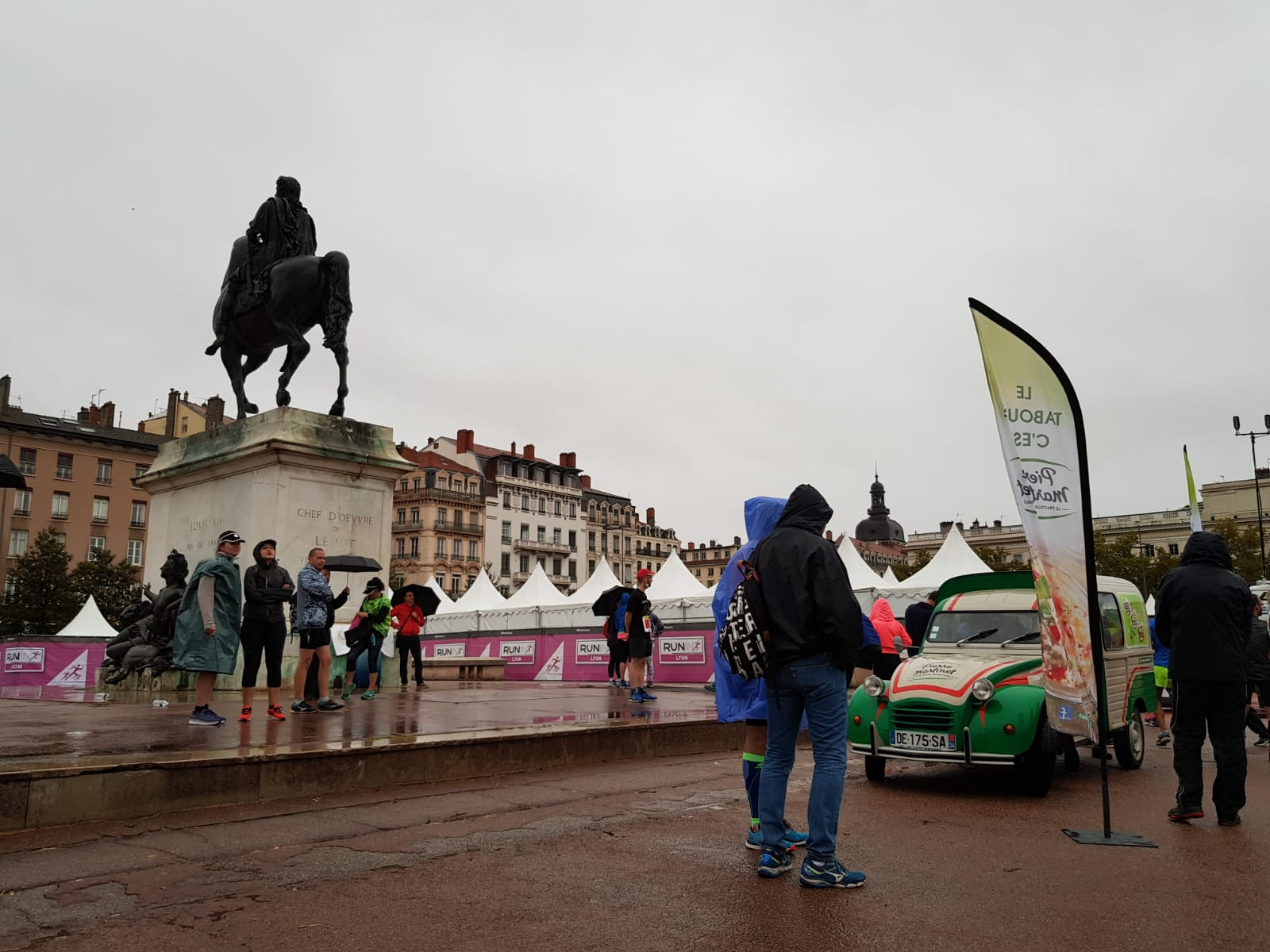 Run In Lyon 2018