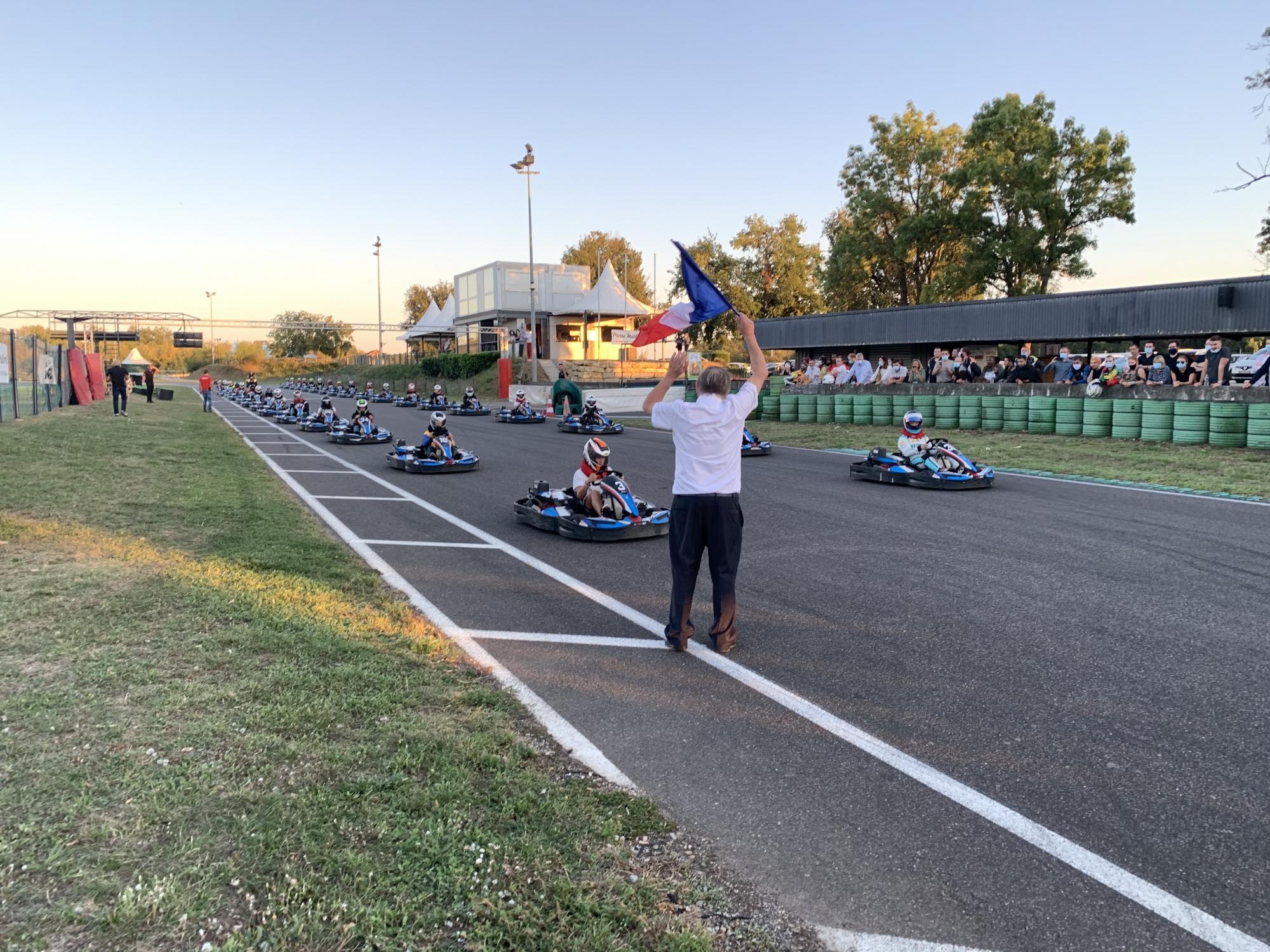 10e édition du Trophée Karting Pierre Martinet !