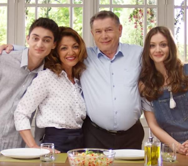 Sponsoring TV 2018 : Retrouvez la météo avec le taboulé oriental de Pierre Martinet